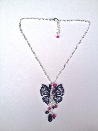 Bridesmaid necklace #3