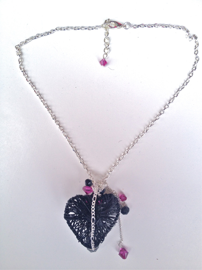 Bridesmaid necklace #4