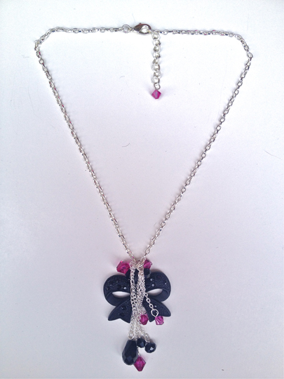 Bridesmaid necklace #5