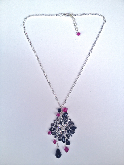 Bridesmaid necklace #6