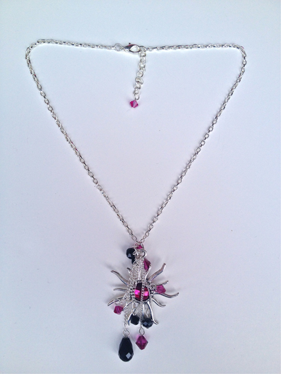 Bridesmaid necklace #7