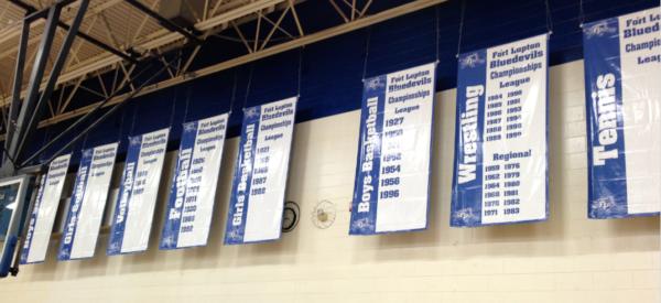 Regional & League banners
