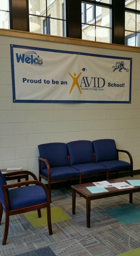 AVID banner